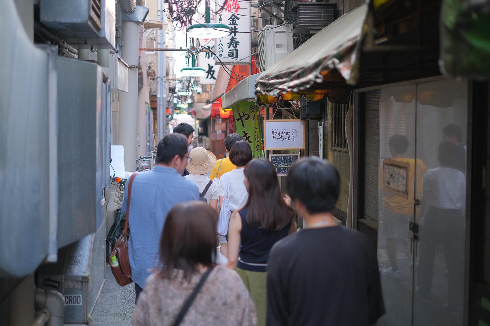 特別研究プロジェクトB「中心市街地の活性化(品川区大井町)」レポート